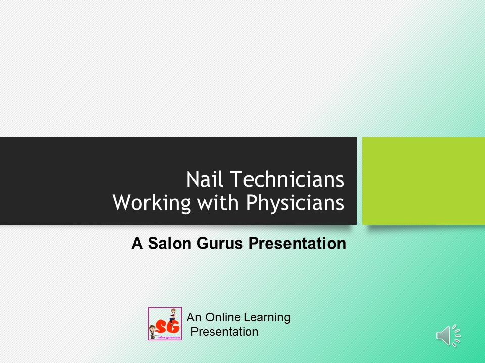 Nail technician courses online canada further nail technician